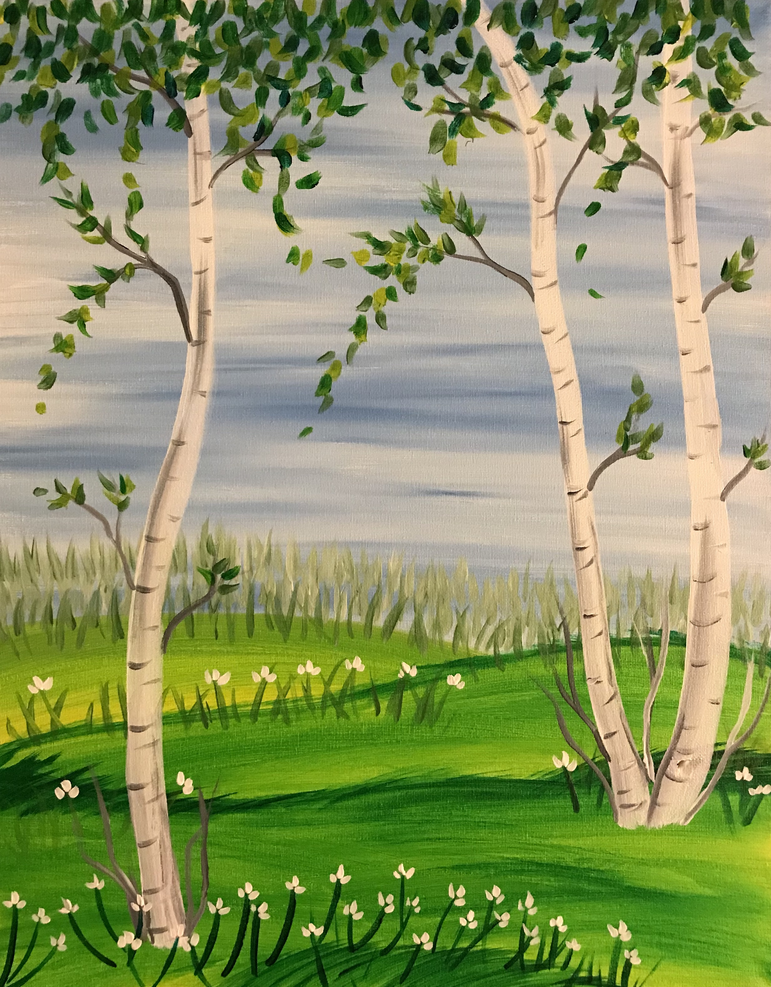 5.10.18 THU green birch trees.jpg
