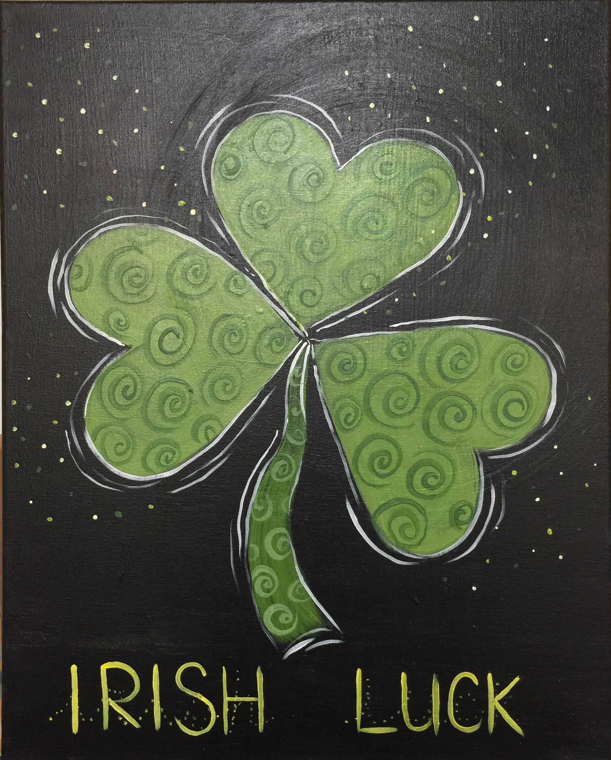 Friday 3.17.17 lucky shamrock .jpg